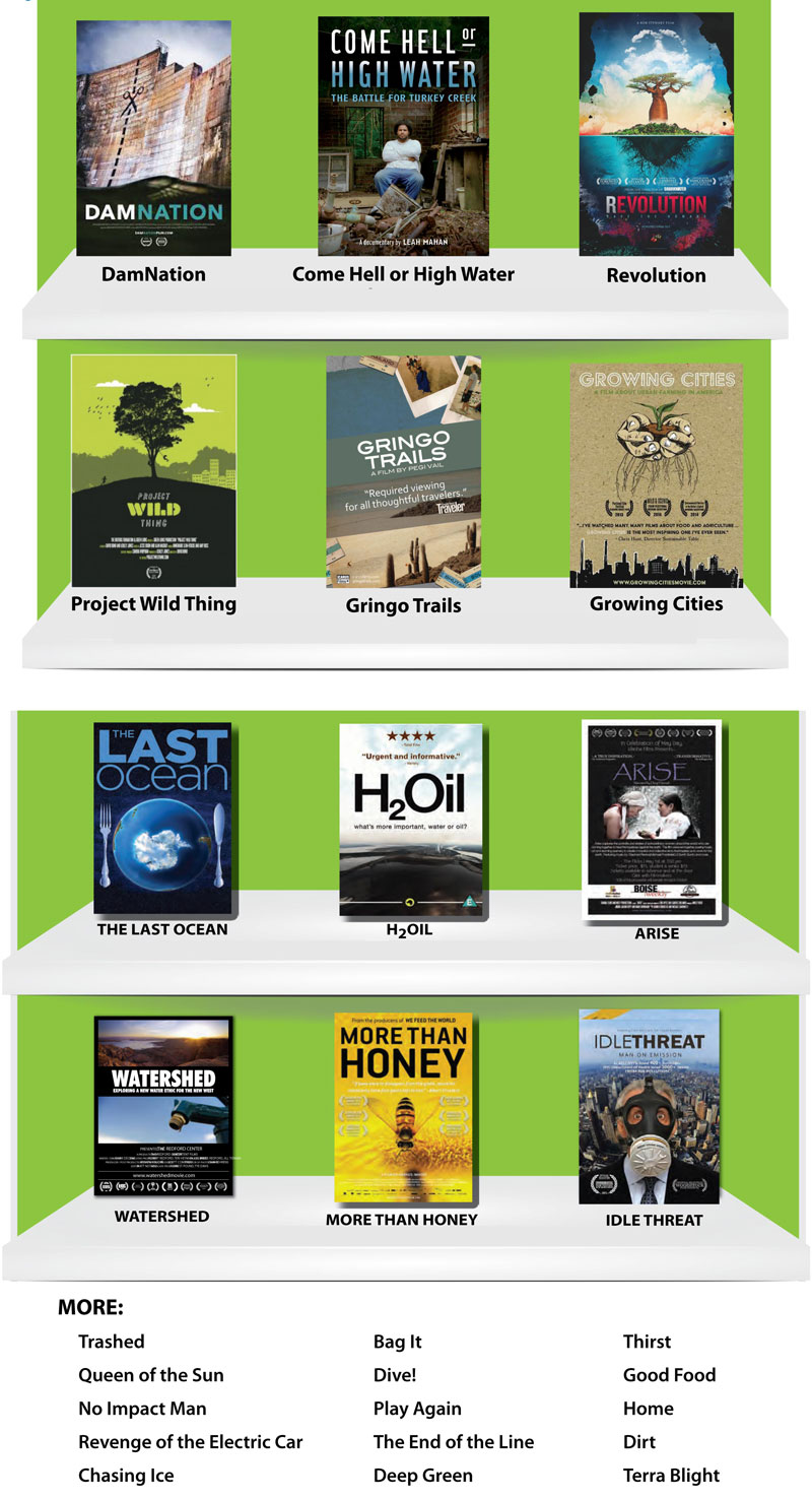 Available Lending Library Films