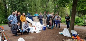 July Litter Clean-Up @ Frenchman's Bar Park